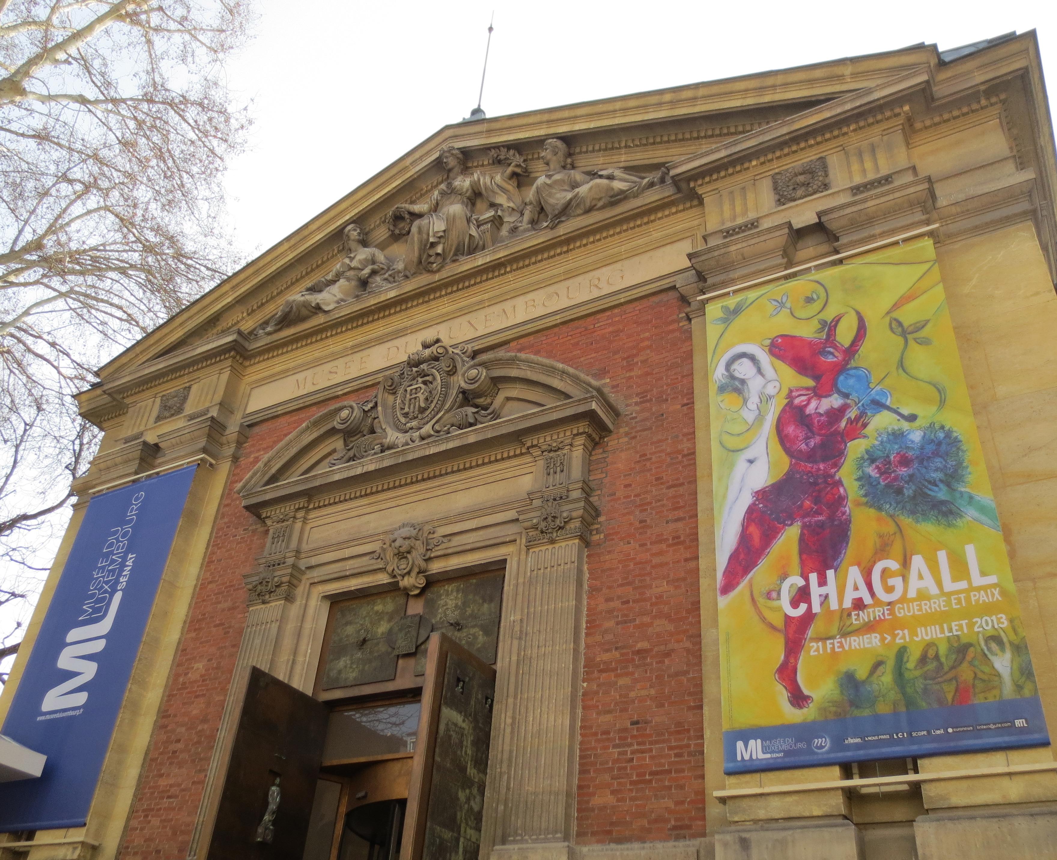 Zondag: Naar de tentoonstelling van Marc Chagall! | Ons ... Chagall Tentoonstelling
